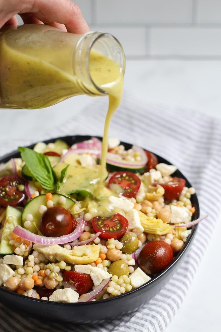 Mediterranean Couscous Salad   Midwest Foodie