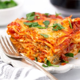 The Easiest Homemade Lasagna Ever
