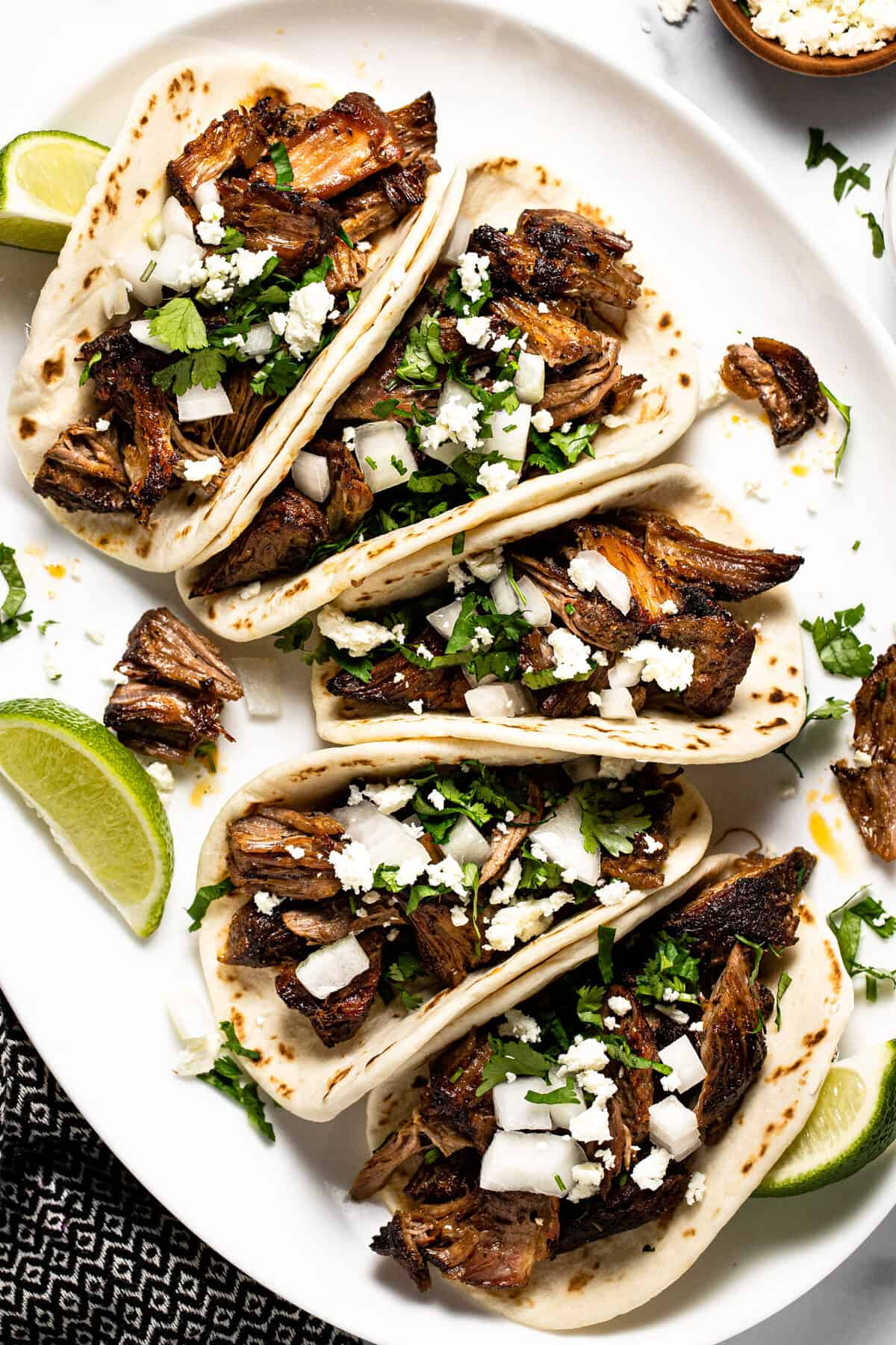 Crispy Slow Cooker Pork Carnitas Recipe Midwest Foodie