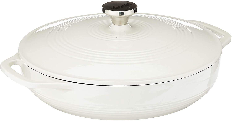 Image of enameled cast iron pan
