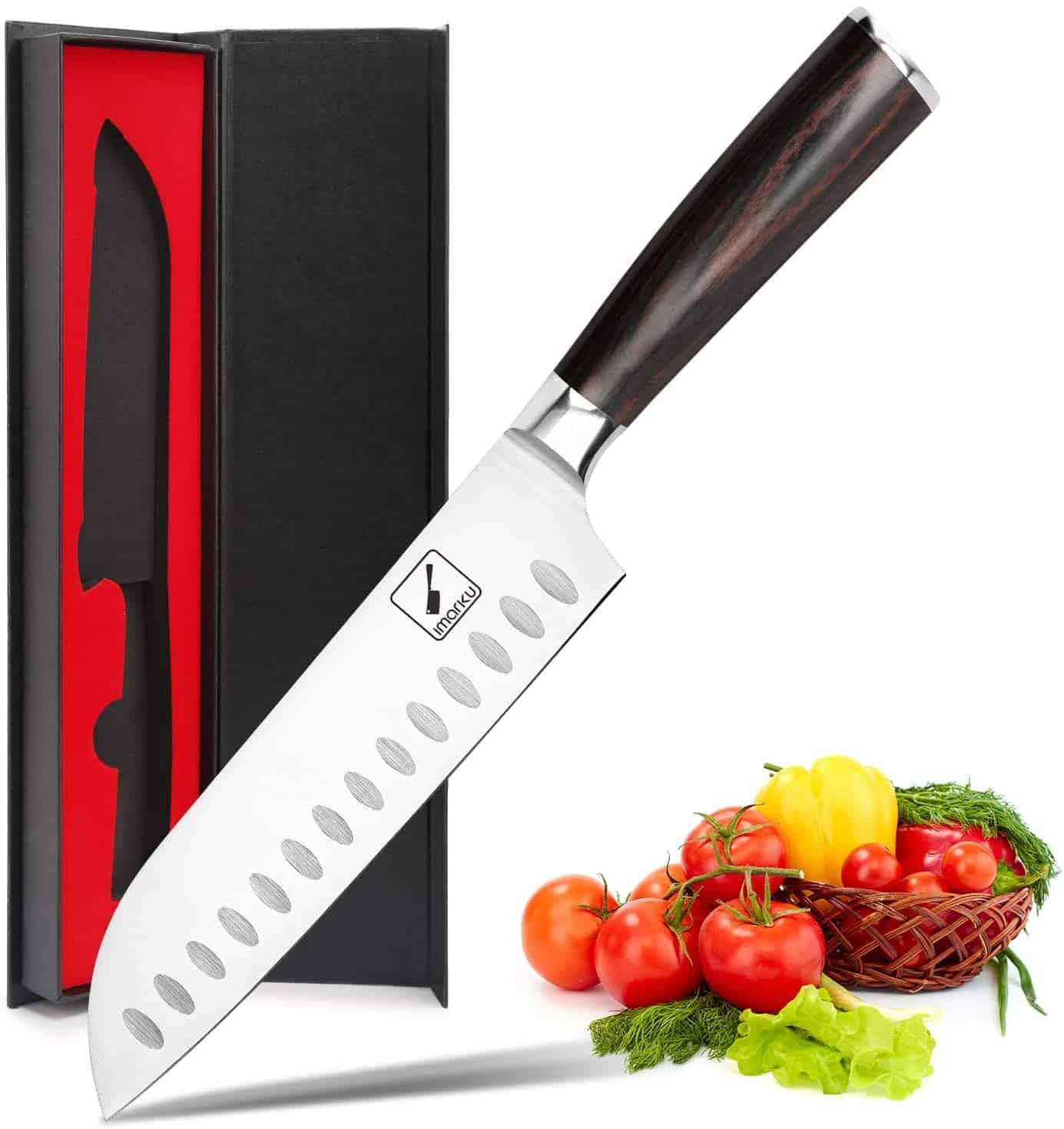 Image of sharp knife